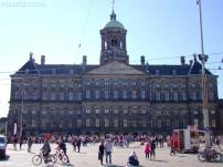 Holandia, Amsterdam, Pałac Królewski (Koninklijk Paleis Amsterdam)