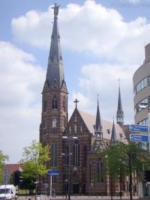 Holandia, Eindhoven, Augustijnenkerk