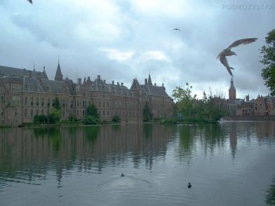 Holandia, Haga, Binnenhof - siedziba parlamentu