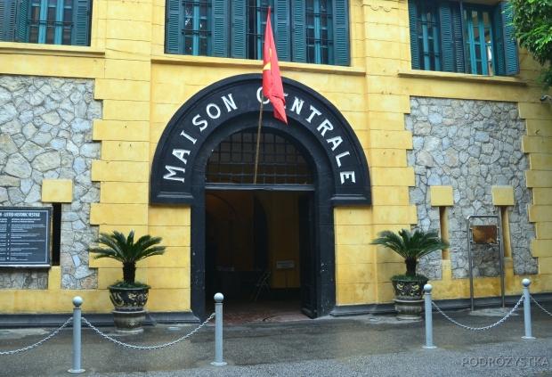 Wietnam, Hanoi, (Maison Centrale)
