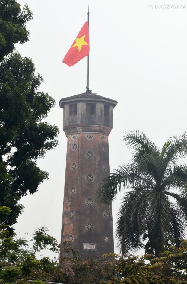 Wietnam, Hanoi, Flag Tower