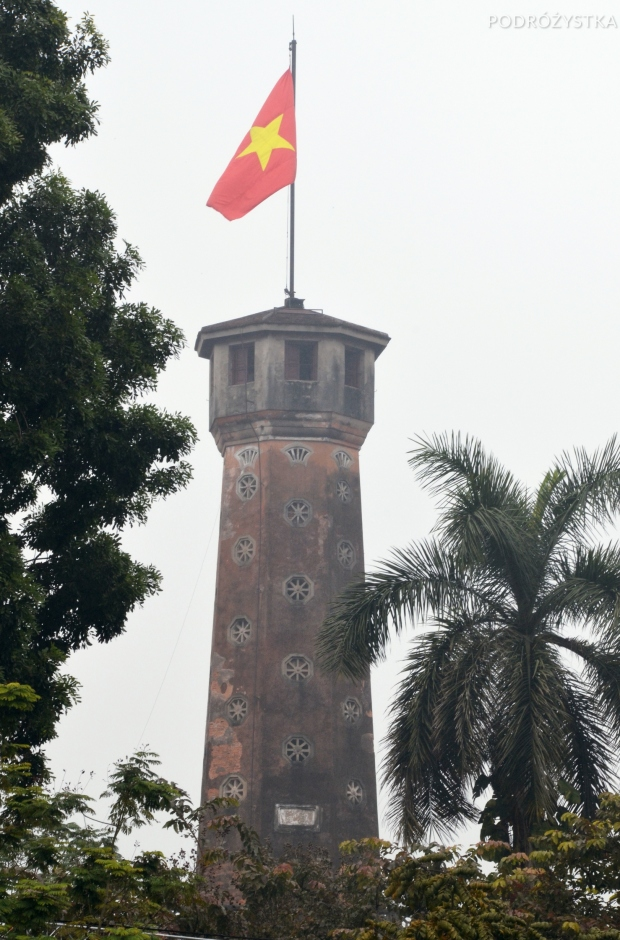 Wietnam, Hanoi, Flag Tower