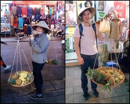 Wietnam, Hanoi, gdy kończą się pieniądze, trzeba dorobić
