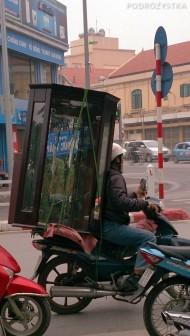 Wietnam, Hanoi, dostawa we własnym zakresie
