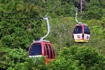 Malezja, wyspa Langkawi, SkyCab