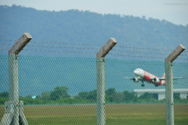 Malezja, wyspa Langkawi, okolice lotniska