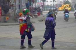 Wietnam, SaPa, kobiety z ludu Hmong
