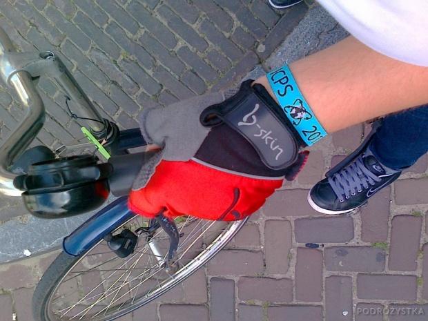 Holandia, Utrecht, rower!