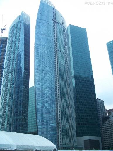 Singapur, Raffles Place