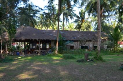 Tajlandia, Krabi, recepcja naszego ośrodka