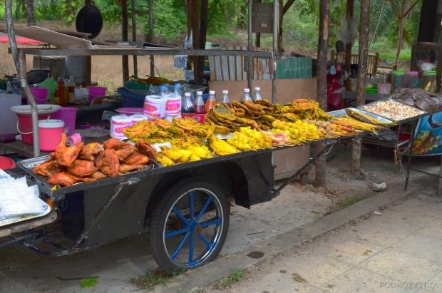Tajlandia, Krabi, może rybkę?