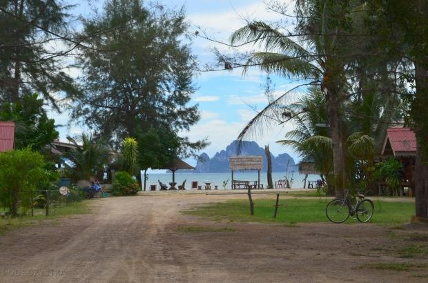 Tajlandia, Krabi, sąsiedni ośrodek