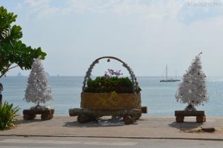 Tajlandia, Krabi, świąteczna atmosfera