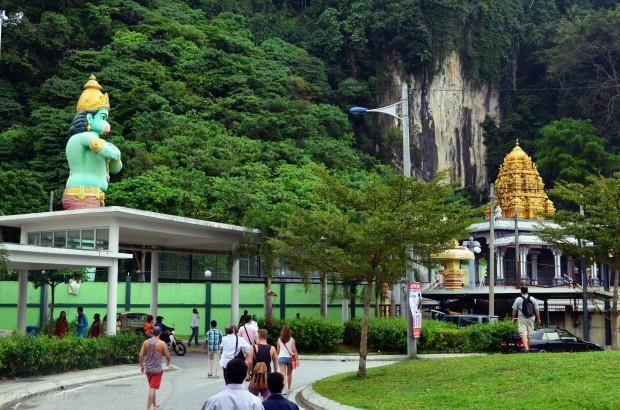 Malezja, okolice Kuala Lumpur, Batu Caves