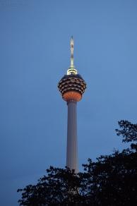 Malezja, Kuala Lumpur, Menara Tower