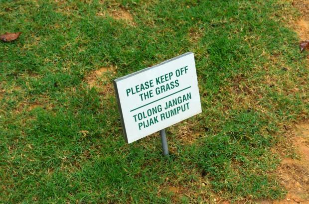 """Malezja, Kuala Lumpur, ciekawa jestem, które z tych słów tłumaczy się na """"pijak"""" ;)"""