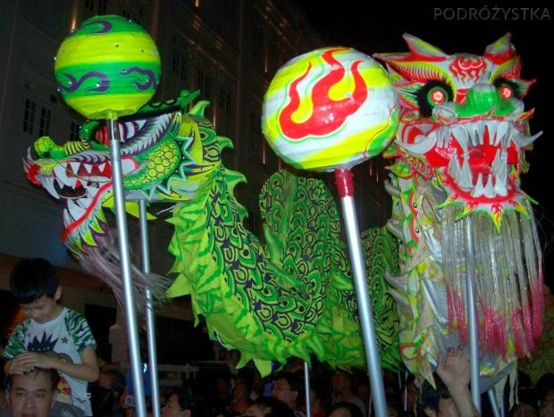 Singapur, Chinatown, Mid-Autumn Festival