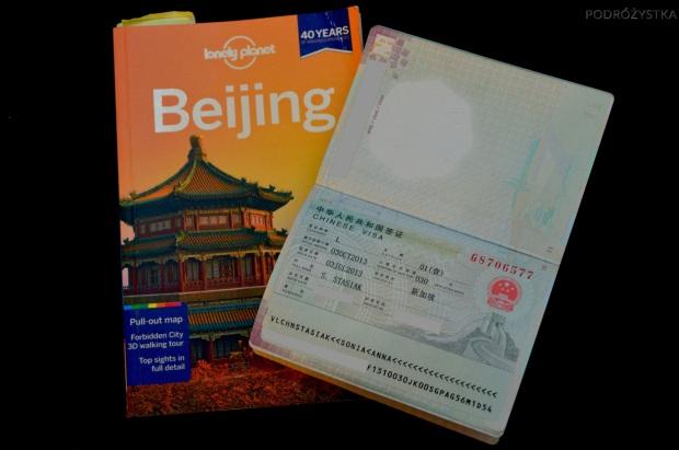 Chiny, Pekin - już za półtorej tygodnia!