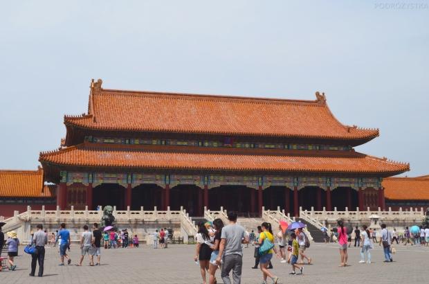 Chiny, Pekin, Zakazane Miasto, Brama Standardów Moralnych (Gate of Moral Standards)