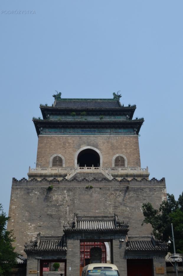 Chiny, Pekin, Bell Tower