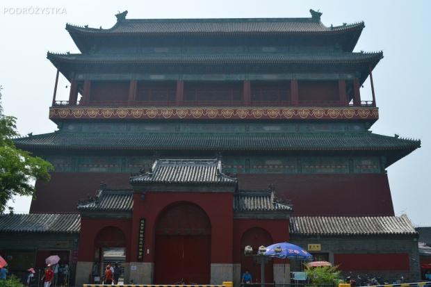 Chiny, Pekin, Drum Tower