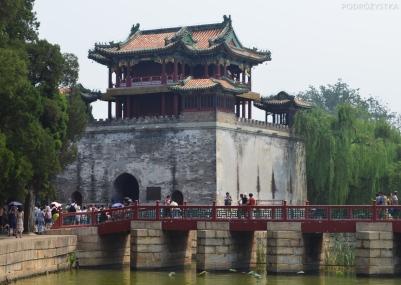 Chiny, Pekin, Summer Palace, pawilon