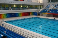 Chiny, Pekin, Water Cube - basen olimpijski