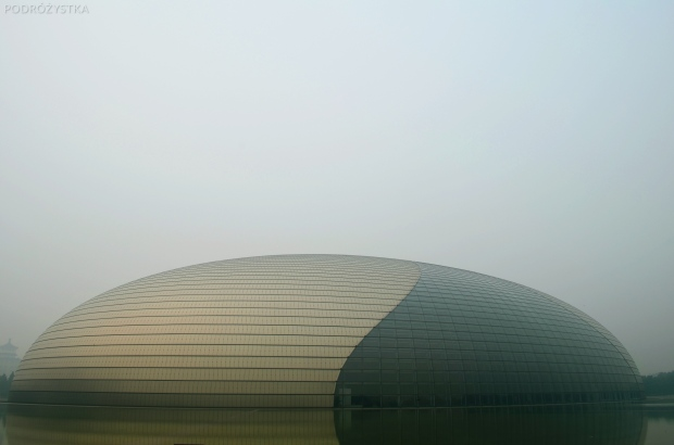 Chiny, Pekin, National Centre for the Performing Arts