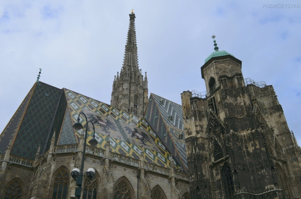 Austria, Wiedeń, katedra Św. Szczepana