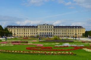 Austria, Wiedeń, pałac Schonbrunn