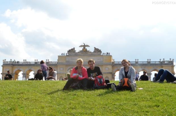 Austria, Wiedeń, przerwa!
