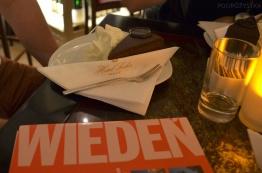 Austria, Wiedeń, oryginalny tort Sachera