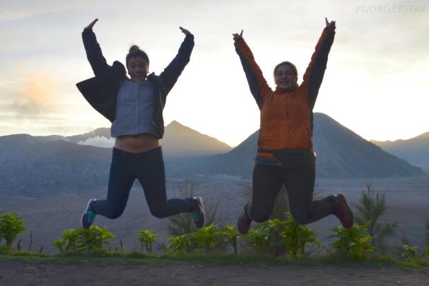 Indonezja, wyspa Java, okolice wulkanu Bromo, hop!