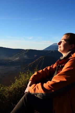 Indonezja, wyspa Java, okolice wulkanu Bromo, relaks!