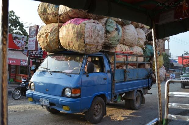 """Kambodża, Phnom Penh, """"Ja nie zmieszczę?!"""", odsłona druga"""