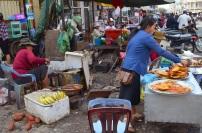 Kambodża, Phnom Penh, kuchnia polowa, wersja kambodżańska