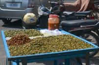 Kambodża, Phnom Penh, lokalny przysmak - muszle pieczone z przyprawami