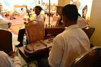 Kambodża, Phnom Penh, kapela weselna