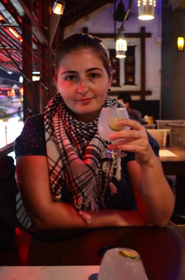 Kambodża, Siem Reap, drink Tomb Raider
