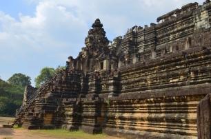 Kambodża, Siem Reap, Baphoun