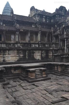 Kambodża, Siem Reap, Angkor Wat, pamiętam to miejsce z gry!