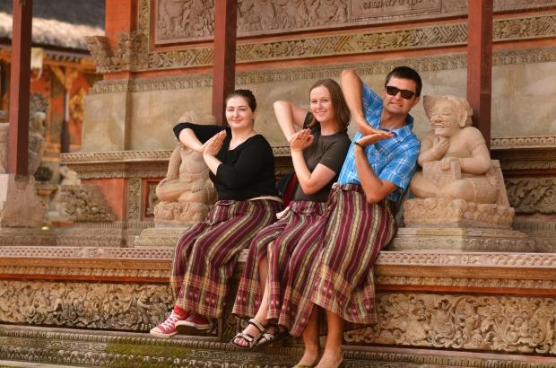 Indonezja, wyspa Bali, świątynia Pura Puseh Batuan (photo by Maciek)