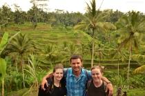 Indonezja, wyspa Bali, tarasy ryżowe (photo by Maciek)