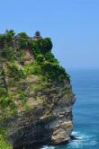 Indonezja, wyspa Bali, Uluwatu - świątynia na klifie