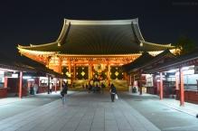 Japonia, Tokio, świątynia Senso-ji, Main Hall