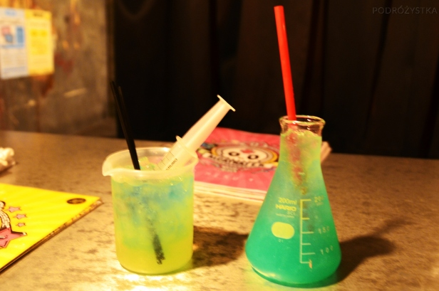 Japonia, Tokio, Alcatraz E.R., no to chlup!