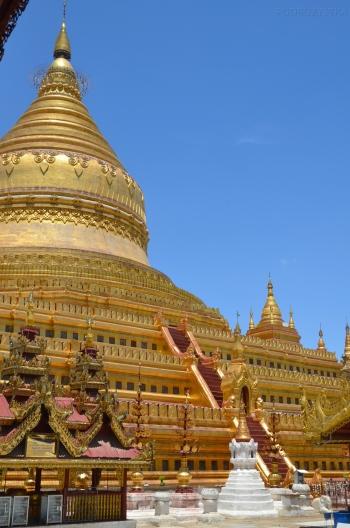Birma (Mjanma), Bagan, Shwe Zigon Zedi Pagoda