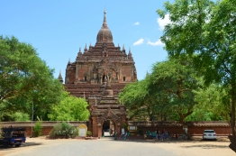 Birma (Mjanma), Bagan, Htilominlo temple