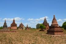 Birma (Mjanma), Bagan, kompleks Khay Min Gha Phaya