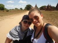 Birma (Mjanma), Bagan, kompleks Khay Min Gha Phaya - niech żyją selfiki!